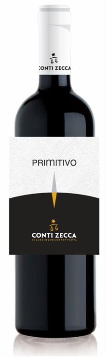 PRIMITIVO DEL SALENTO IGP CONTI ZECCA