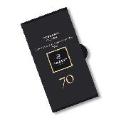Tablette Chocolat Noir Toscan Black 70%