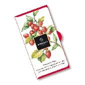 Tablette de Chocolat Noir et Fruits Rouges Toscan Red