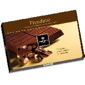 Prendimé Tablette de Chocolat Noir avec les Noisettes