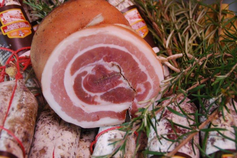 Pancetta (rigatino) Boucherie Balestri