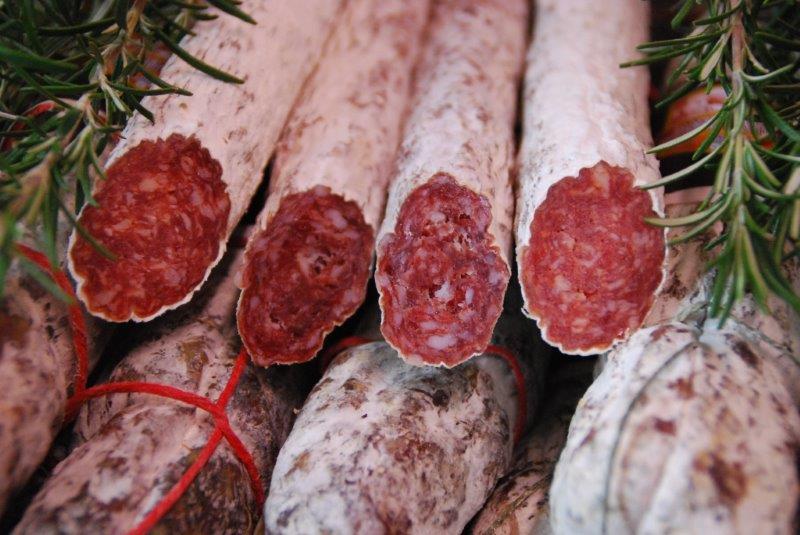 Finocchiona Toscana Macelleria Balesri