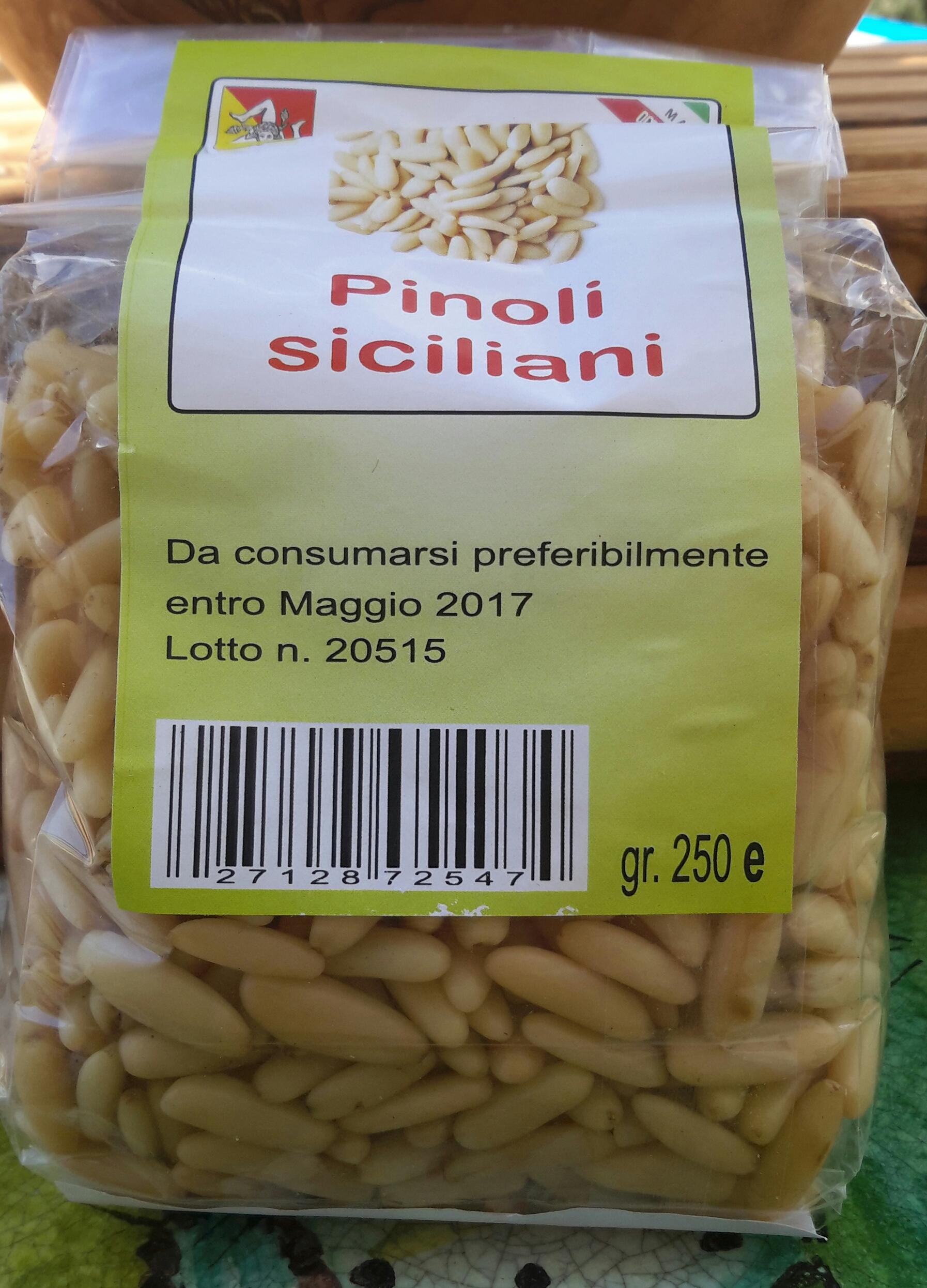 PIGNONS  Siciliani