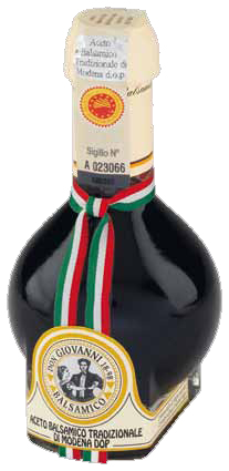 VINAIGRE BALSAMIQUE TRADITIONNEL DE MOD�NE DOP 12 AFFINE - Don Giovanni Acetaia Leonardi