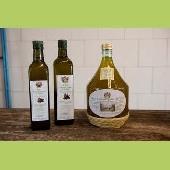 Huile d'olive extra vierge press�e � froid - Borgo al Lago