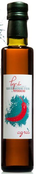 Pep� - Huile d'olive extra vierge aromatis�e au piment