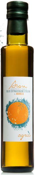 Aran - Huile d'olive extra vierge aromatis�e � l'orange