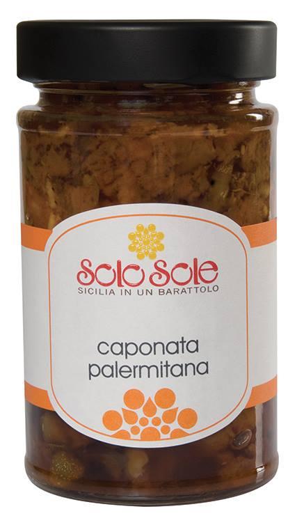 Caponata de Palermo - SoloSole