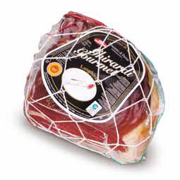 Jambon de Parme Réserve 30 mois d'affinage. Tranche - Ghirardi Onesto