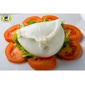 Mozzarella de Bufflonne de Battipaglia en Campanie