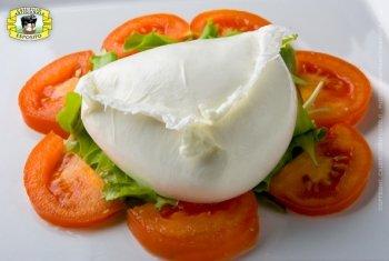 Mozzarella de Bufflonne de Battipaglia - Aversana - Fromagerie Esposito