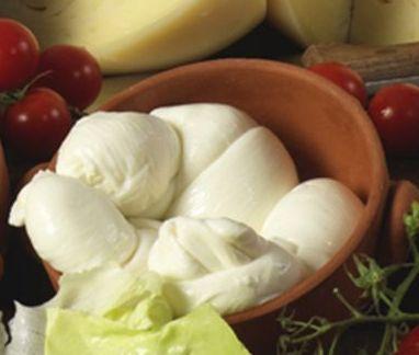 Tresses de mozzarella Fiordilatte des Pouilles- Caseificio Olanda