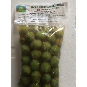 Olive Bert  douce saumure biologique - Az. Ag. Melia