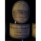 AMARONE BERTANI - Recioto della Valpolicella Amarone Classico Superiore Bertani 1981