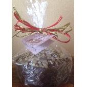 Panettone biologique avec de la Farine d'�peautre et de Chocolat cuit dans un four � bois- Forno Astori