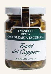 Fruits de c�pres au vinaigre  - Casa Olera Taggiasca