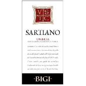 SARTIANO Rosso Umbria IGT - Bigi