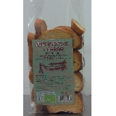 Biscottes biologique avec la farine d'épeautre - Forno Astori