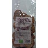 Biscottes biologique avec la farine de blé tendre - Forno Astori