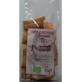 Biscottes biologique avec la farine d'épeautre sans sucre -- Forno Astori