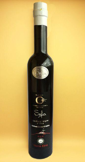 Sofia D.O.P. Huile d'olive extra vierge  Monte Etna - Oleificio Francesco Costa Gaetano