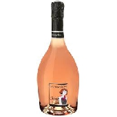 GABRY - Rosè Spumante Extra Dry - La Tordera