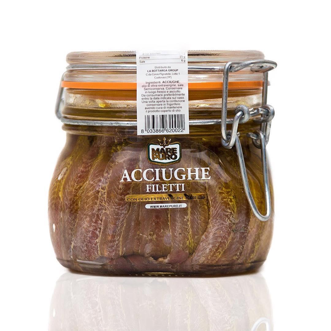 Filets d'Anchois sicilien - La Bottarga di Tonno Group  Filets d'Anchois  Filets d'Anchois  fFilets d'Anchois  Filets d'Anchois  Filets d'Anchois     Sicily - La Bottarga di Tonno Group