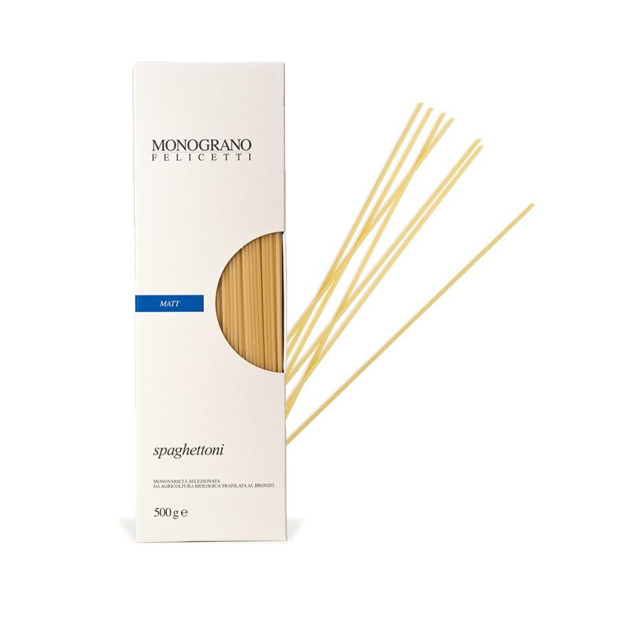 Spaghettoni Monograno Bio - Pastificio Felicetti
