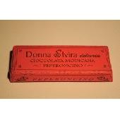 Chocolat de Modica, piment saveur 100 g comprimé - Donna Elvira