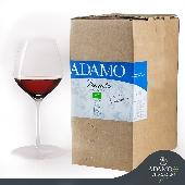 Vino Rosso Biologico Nero d'Avola  2015  IGP Terre Siciliana- ADAMO   Bag 10 Litri