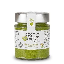 Pesto frais alla genovese avec parmigiano reggiano 30 mois - Pexto per Amore