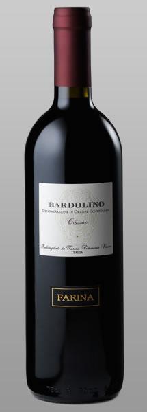 BARDOLINO CLASSICO DOC 2014 - FARINA