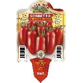"""Tomate Pointue """"datterino"""" mini San Marzano – Orto mio"""