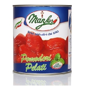 POMODORI BIOLOGICI PELATI (Tomates Pel�es Biologiques) - MANFUSO