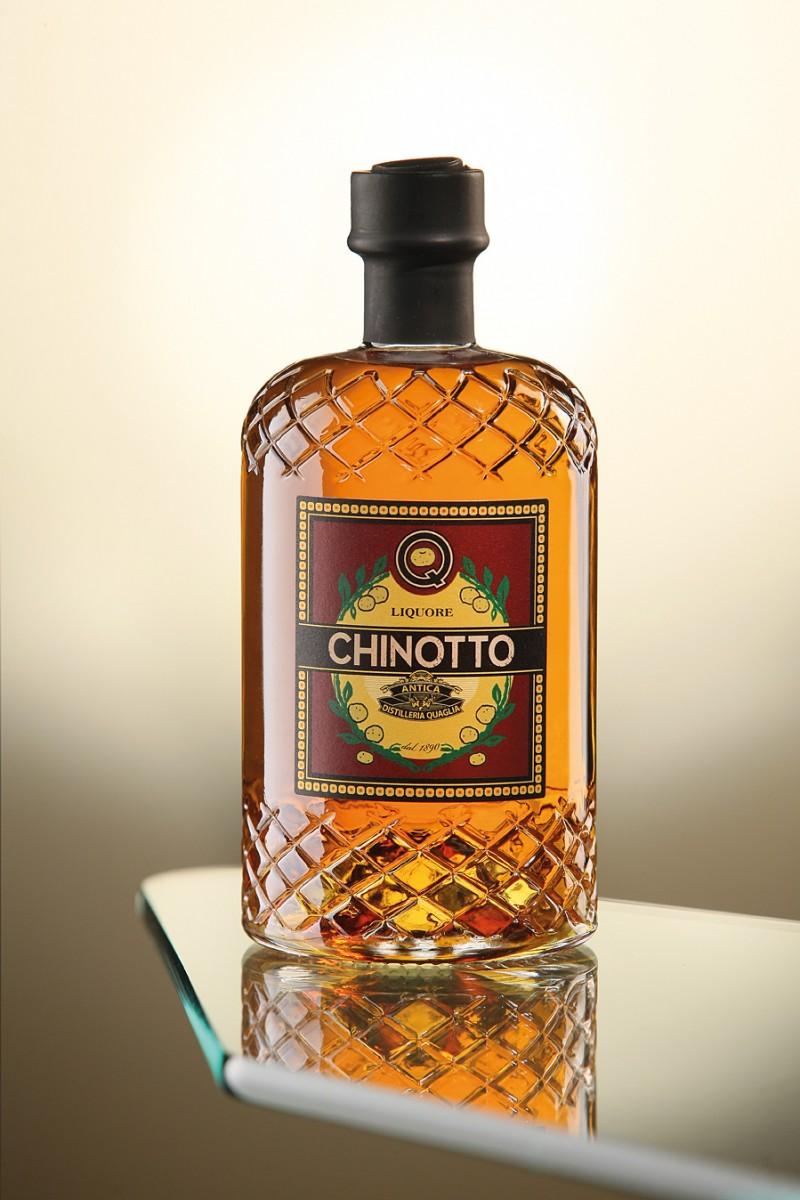 Liquore CHINOTTO - Antica Distilleria Quaglia