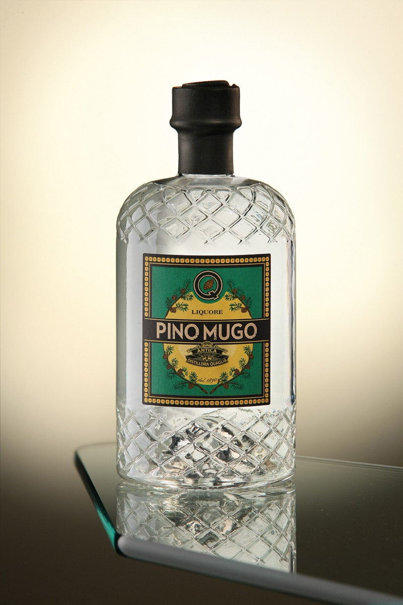 Liquore PINO MUGO - Antica Distilleria Quaglia