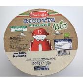 Ricotta biologique au lait 100% italienne - Bustaffa