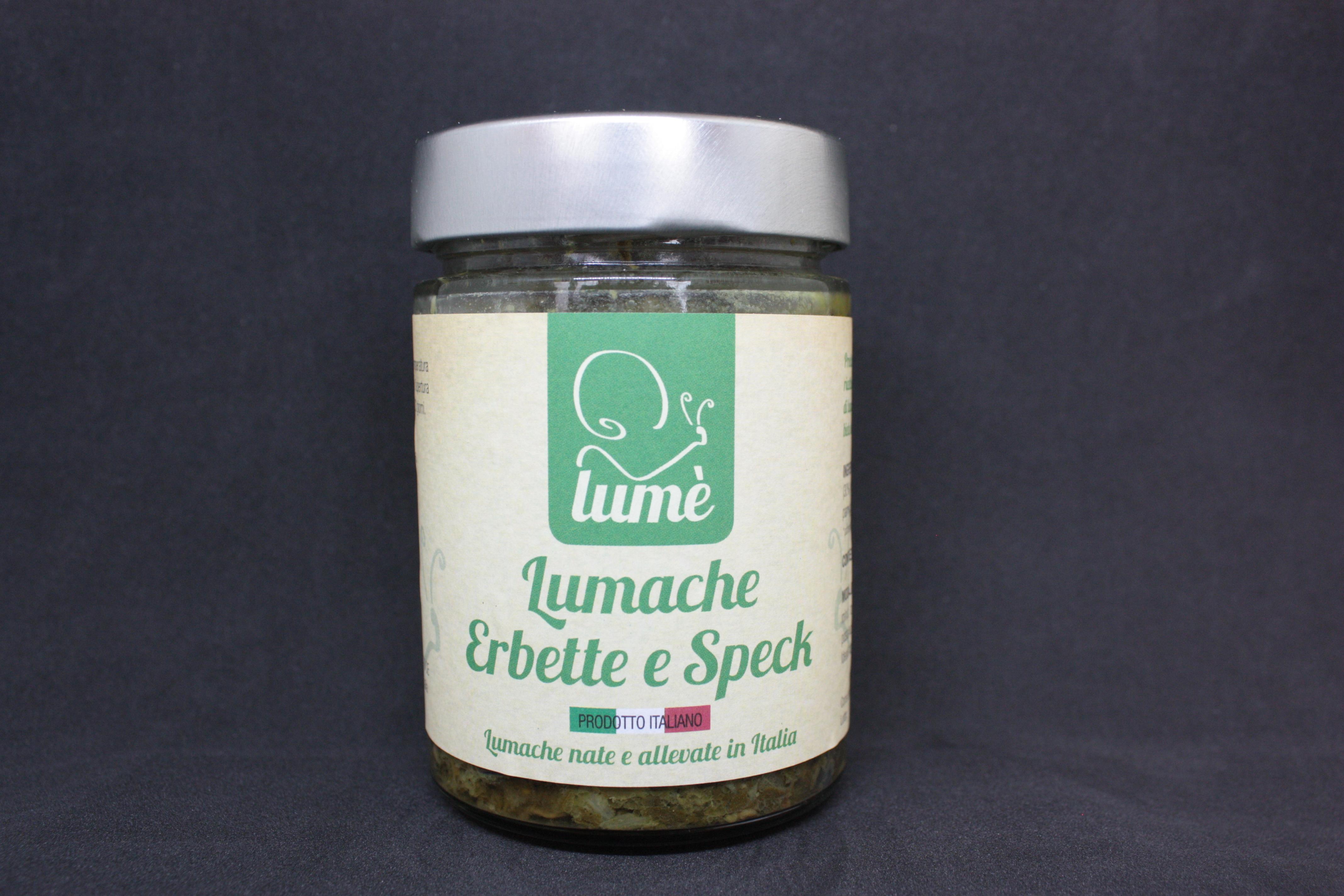 Escargots aux fines herbes et speck – Lum�