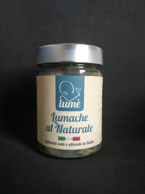 Escargots au naturel � Lum�