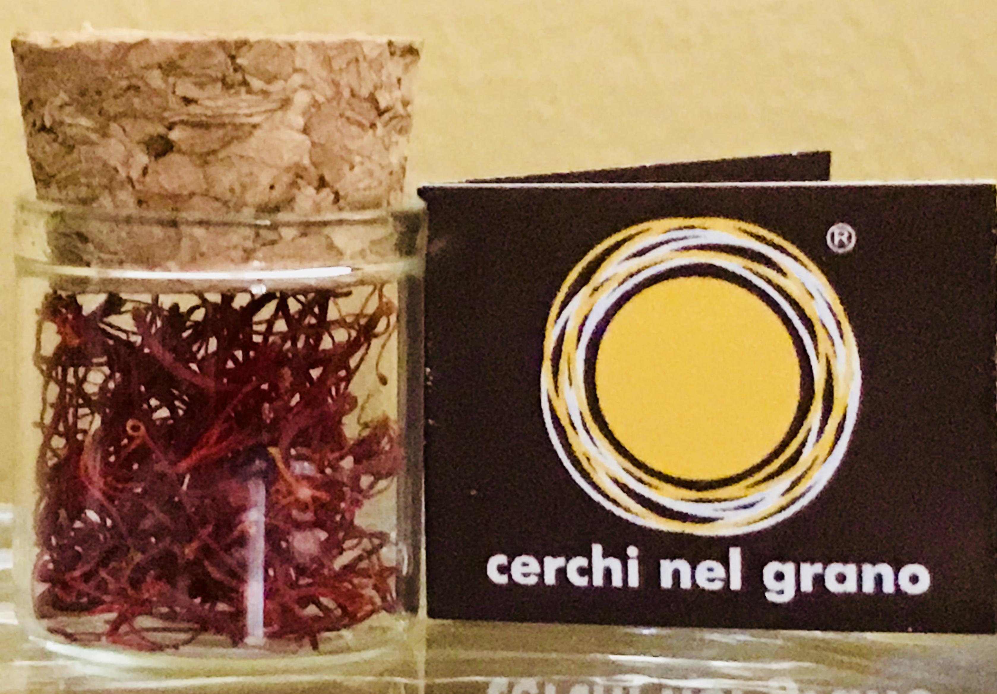 Safran Pur en Pistil 0,3 g. - Cerchi di Grano