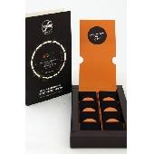 Chocolat de Modica Napolitains � la mandarine de Ciaculli et fenouil sauvage
