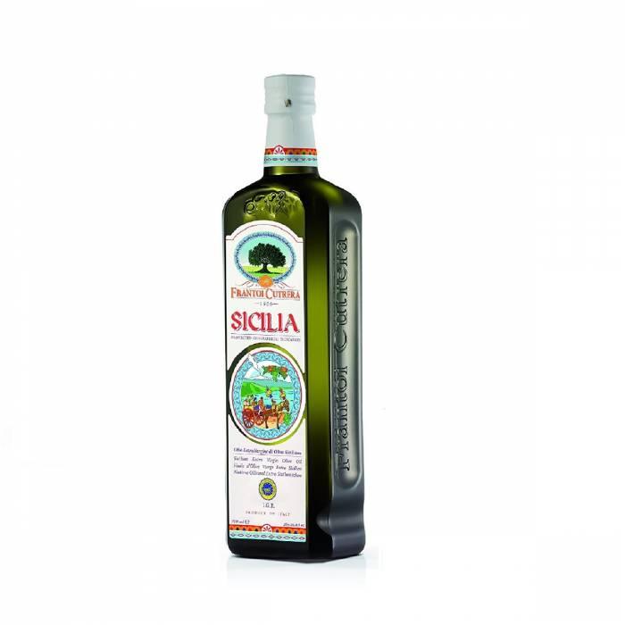 Huile d'Olive Vierge Extra IGP SICILIA - Frantoi Cutrera