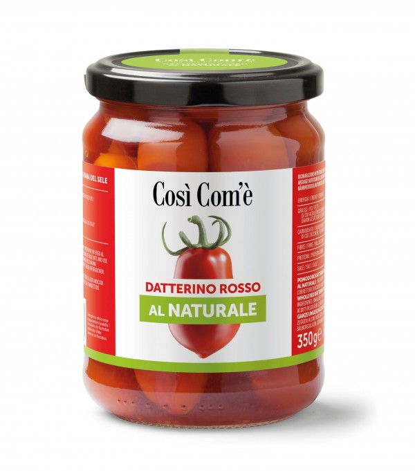 Datterino rouge naturel - Cos� Com'�