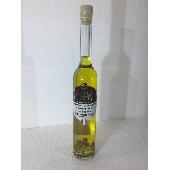 Condiment aromatis� � la truffe noire et � l�huile d�olive extra vierge avec flocons de truffe. - Tartufi Dominici