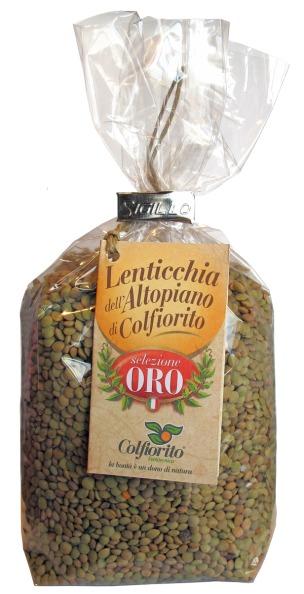 Lenticchia dell'Altopiano di Colfiorito - Colfiorito