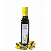 Condiment au basilic � base d'huile d'olive extra vierge - Oleificio Costa