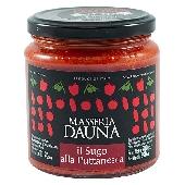 Jus � la 'puttanesca' - Masseria Dauna